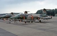Photo: Belgium - Air Force, Lockheed F-104 Starfighter, FX100