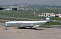 Photo: Kuwait Airways, De Havilland DH-106 Comet, 9K-ACI