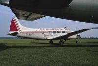 Photo: Trans Meridian Air Cargo, De Havilland DH-104 Dove, G-AOFI