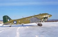 Photo: Royal Canadian Air Force, Douglas DC-3, FZ658