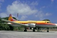 Photo: Air Calypso, Convair CV-340, 8P-RUM