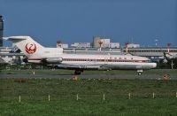 Photo: Japan Airlines - JAL, Boeing 727-100, JA8326