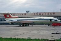 Photo: Cyprus Airways, Hawker Siddeley HS121 Trident, 5B-DAC