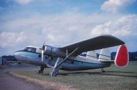 Photo: Airwork London, Scottish Aviation Twin Pioneer, 5-ABR