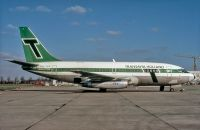Photo: Transavia, Boeing 737-200, PH-TVF
