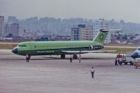Photo: Trans Brasil, BAC One-Eleven 400