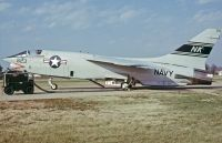 Photo: United States Navy, Vought F-8 Crusader, 146856