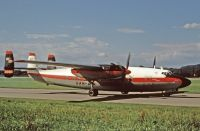 Photo: Dan-Air London, Airspeed AS.57 Ambassador, G-AMAN