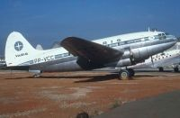 Photo: Varig, Curtiss C-46 Commando, PP-VCC