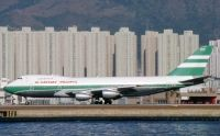 Photo: Cathay Pacific Airways, Boeing 747-200, VR-HIA