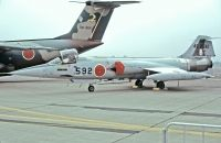 Photo: Japanese Air Self Defence Force, Lockheed F-104 Starfighter, 46-8592