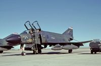 Photo: United States Air Force, McDonnell Douglas F-4 Phantom, 63-7437