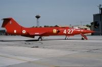 Photo: Italian Air Force, Lockheed F-104 Starfighter, 4-27