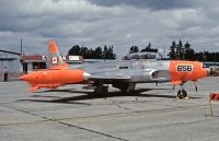 Photo: Canadian Armed Forces, Canadair CT-133 Silver Star, 133656