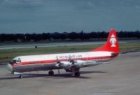 Photo: Royal Air Lao, Lockheed L-188 Electra, XW-PKA