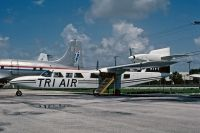 Photo: Tri Air, Britten-Norman BN-2A Mk3 Trislander, N1FY