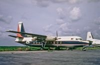 Photo: Philippine Airlines, Fokker F27 Friendship