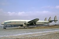 Photo: Untitled, Lockheed Constellation, F-BHBE