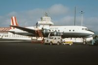 Photo: SATA Air Acores, Douglas DC-6, CS-TAK