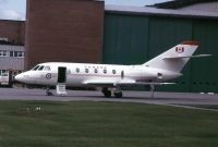 Photo: Canadian Armed Forces, Dassault Falcon 10, 117505