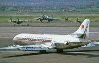 Photo: China Airlines, Sud Aviation SE-210 Caravelle, B-185U