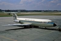 Photo: British United Airways - BUA, BAC One-Eleven 200, G-ASJH