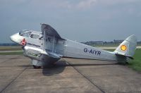 Photo: Heritage, De Havilland DH-89A Dragon Rapide, G-AIYR