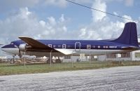 Photo: Untitled, Douglas DC-6, N90747