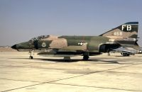 Photo: United States Air Force, McDonnell Douglas F-4 Phantom, 68-458