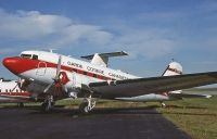 Photo: Canadian Coast Guard, Douglas DC-3, C-FDOT
