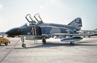 Photo: United States Air Force, McDonnell Douglas F-4 Phantom, 66-7642