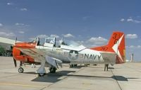Photo: United States Navy, North American T-28 Trojan, 140046