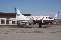 Photo: Roadway Global Air, Convair CV-600, N74855