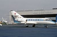 Photo: Syrian Air, Dassault Falcon 20, YK-ASA