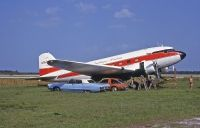 Photo: Fromhangen Aviation, Douglas DC-3, N95C