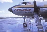 Photo: Caribair, Convair CV-340, N417
