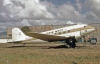 Photo: Carib West, Douglas DC-3, 8P-AAA