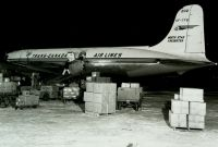 Photo: Trans Canada Airlines - TCA, Canadair DC-4M2 Northstar, CF-TFB