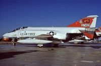 Photo: United States Air Force, McDonnell Douglas F-4 Phantom, 63-7409