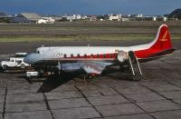 Photo: Servicios Aereos nacionales - SAN, Vickers Viscount 700, HC-BDL