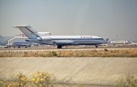 Photo: United Airlines, Boeing 727-100, N7027U