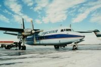 Photo: Norcanair, Fairchild F27, C-GCRA