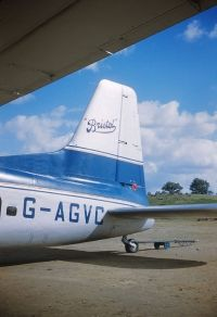 Photo: Untitled, Bristol 170 Mk.1A Freighter, G-AGVC