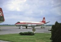 Photo: Air Canada, Vickers Viscount 700, CF-TIE