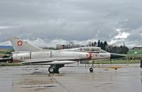 Photo: Swiss Air Force, Dassault Mirage, U-200