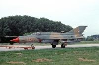 Photo: Hungary - Air Force, MiG MiG-21, 5822