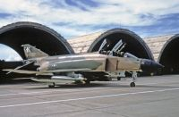 Photo: United States Air Force, McDonnell Douglas F-4 Phantom, 65-760