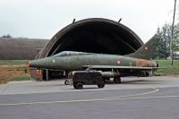 Photo: Denmark - Air Force, North American F-100 Super Sabre, G-773