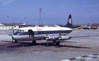 Photo: British European Airways - BEA, Vickers Viscount 800, G-AOHO