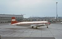 Photo: BIAS, Douglas DC-6, OO-PAY